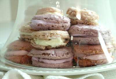 Snow Day Baking: French Macaroons