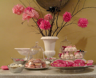 L is for Lovely: A Valentine's Day Soiree