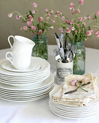 Registry Favorites: Our Dishes