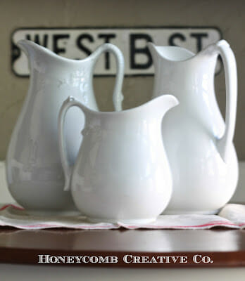 Latest Vintage Finds: Ironstone, Estate Sale Scores and More