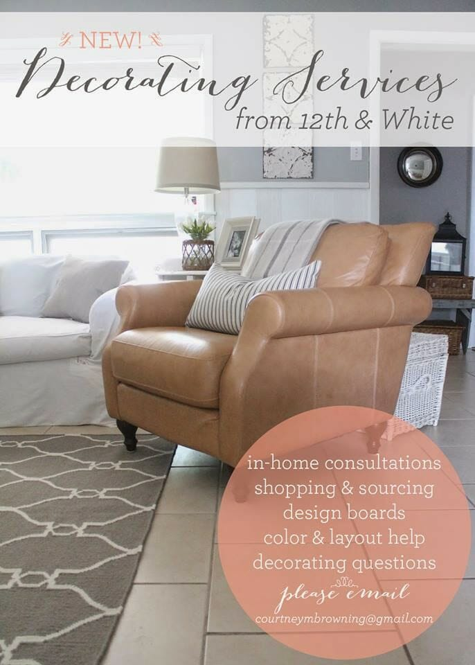 Introducing Decorating Services