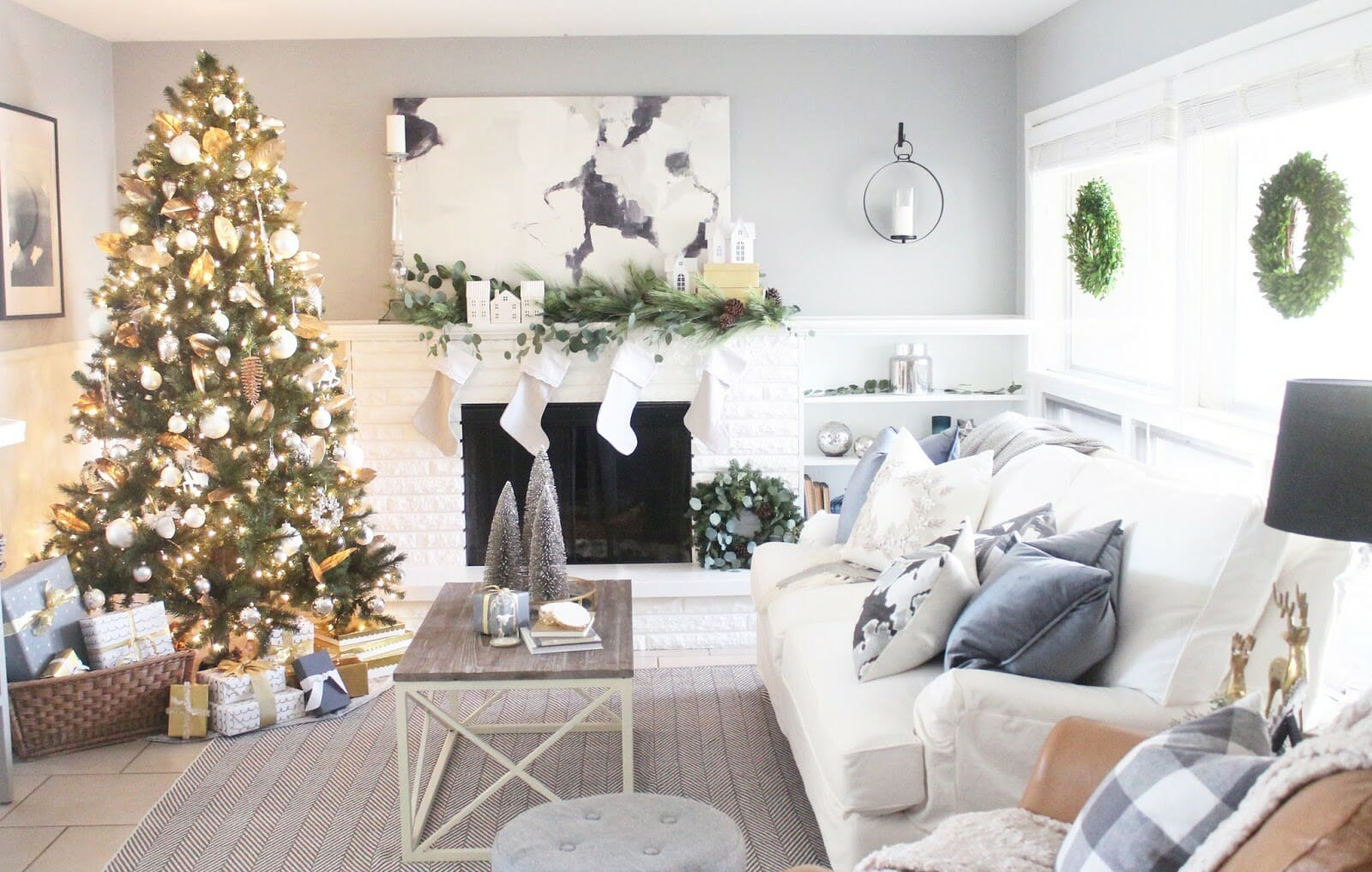 Meaningful Holiday Home Tour