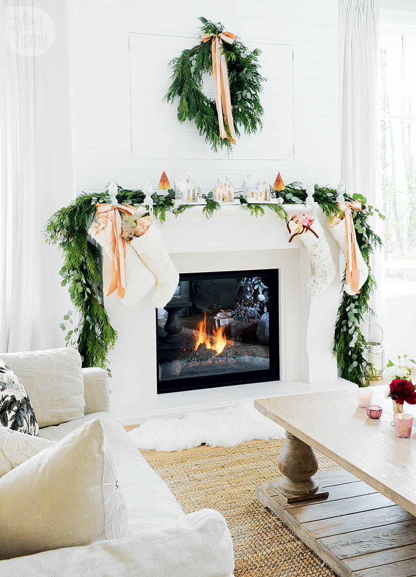 Best of the Web: Christmas Home Tours