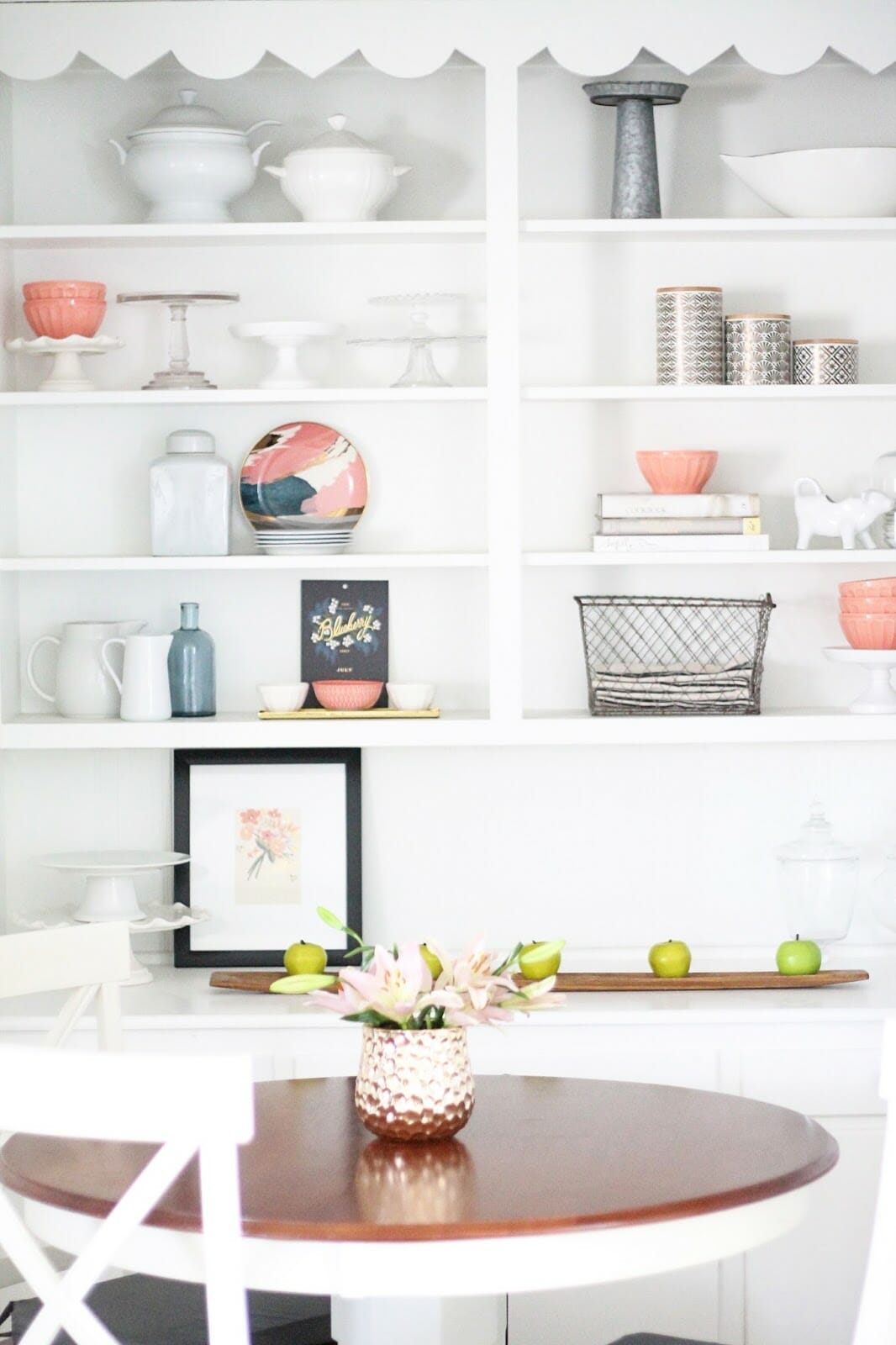 Restyling Our Breakfast Nook {Modern Farmhouse}