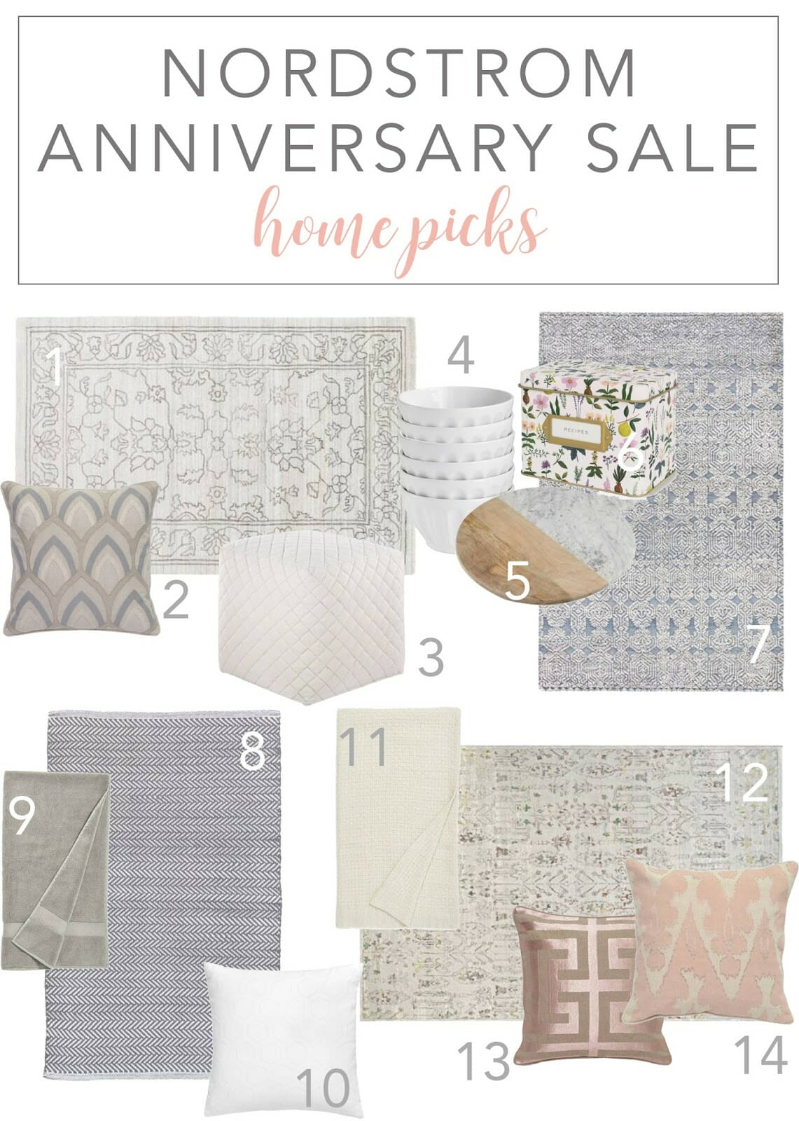 Nordstrom Anniversary Sale Early Access: Home Picks