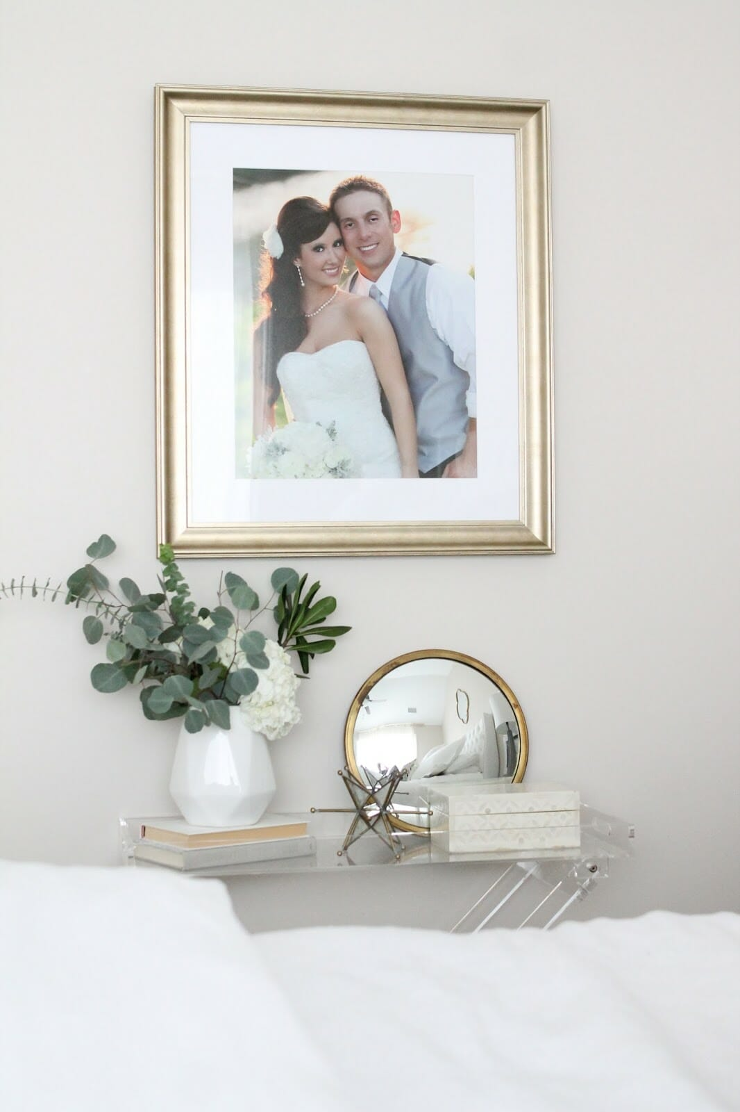 Master Bedroom: The Finishing Touch