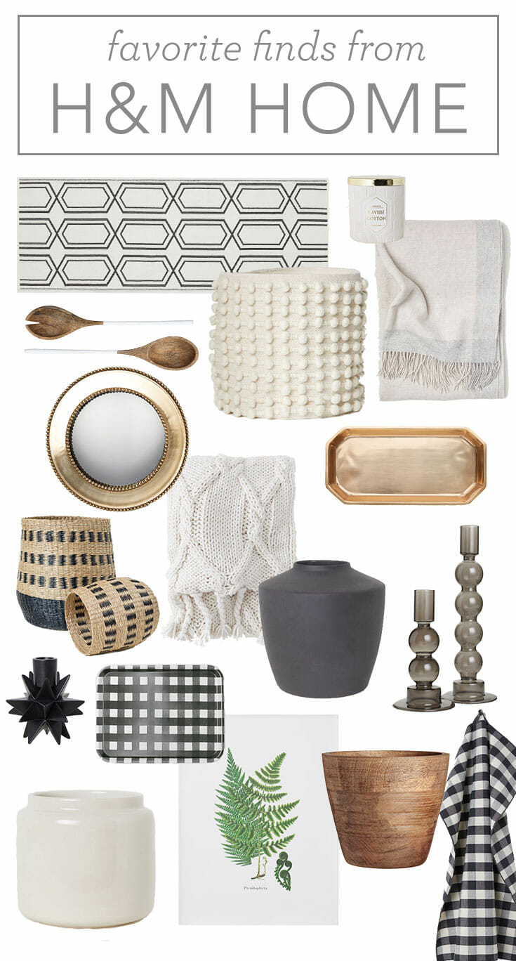 Favorite Finds: H&M Home