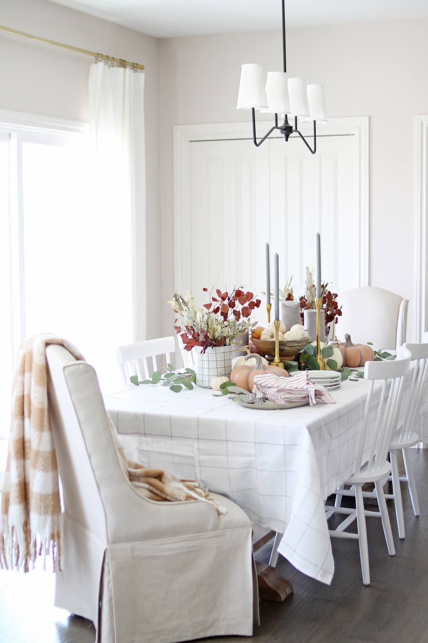 Six Tips for Creating a Beautiful Fall Table